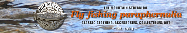 Mountain Stream Classic clothing, Accessories, Collectibles, Art